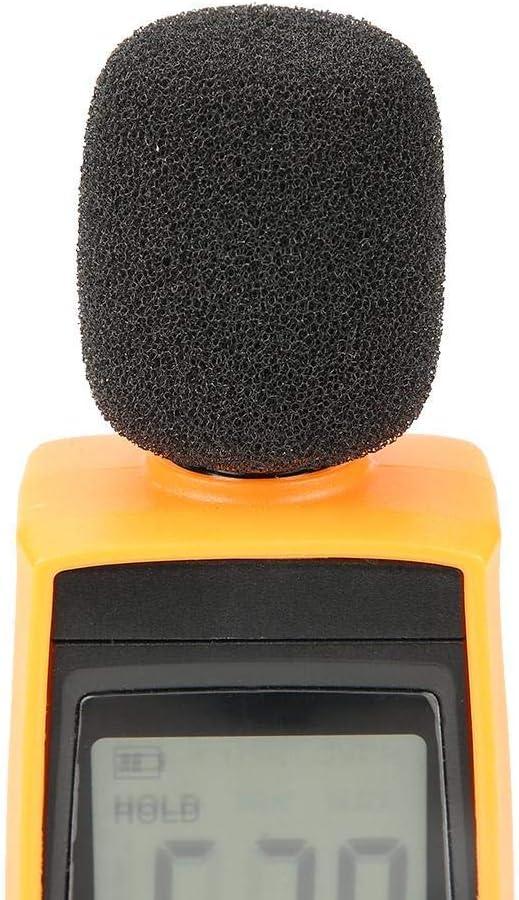 LONGJUAN-C Digital Sound Level Meter,GM1359 Digital LCD Sound Level Meter DB Meter Environmental Noise Tester Sound Level Meter