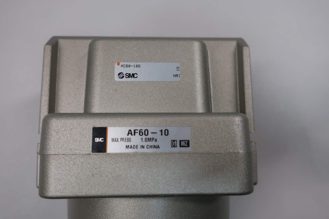 SMC AF60-10 Pneumatic Lubricator 1IN 1MPA NPT