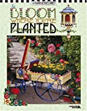 Bloom Where You're Planted, Mary Engelbreit Ent., Leisure Arts, 1574867628