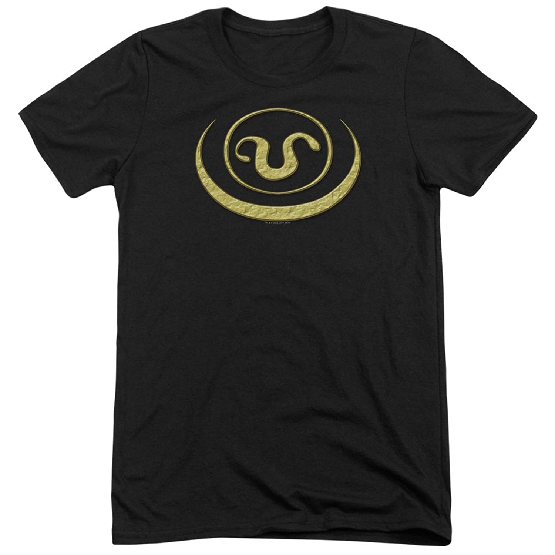 Stargate SG1 Men's GoaUld Apothis Symbol Tri-Blend T-Shirt