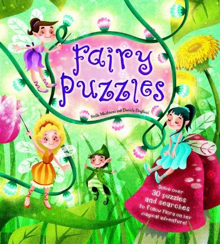 Fairy Puzzles (Puzzle adventures)