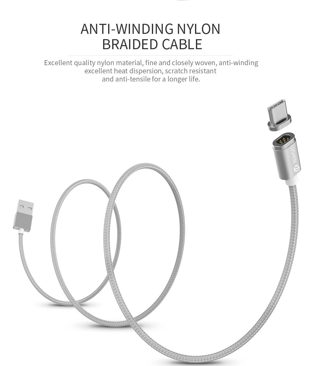 amazon wsken magnetic usb type c cable android charger fast 100 Pair Telephone Cable Color Code amazon wsken magnetic usb type c cable android charger fast charging 3ft charge cord for galaxy s8 s8 macbook nintendo switch sony xz