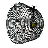 SCHAEFER Versa Kool VK20-B Circulation Fan 5470 CFM, Black