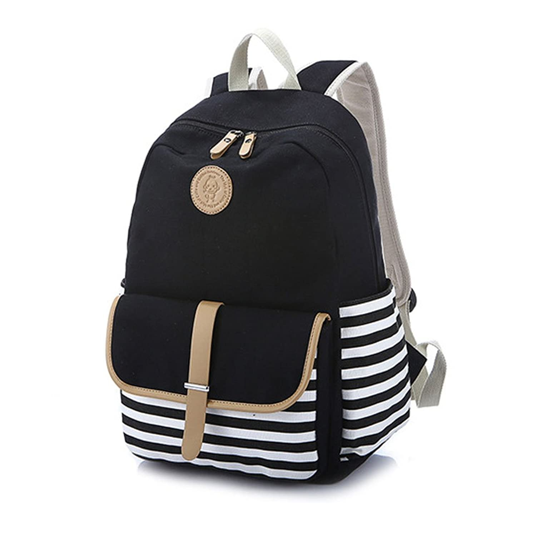 abshoo causal travel canvas rucksack backpacks for