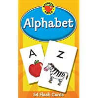Brighter Child Flash Cards:Alphabet