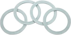 4 Packs Blender Sealing Ring Gaskets O-ring Gasket Seal O-Gasket Rubber for Oster and Osterizer Blender