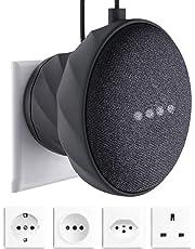 Kiwi X000WPFMJZ - Soporte (Altavoz portátil, Interior, Negro, Soporte Activo para teléfono móvil, De plástico, Silicona, Montaje magnético)