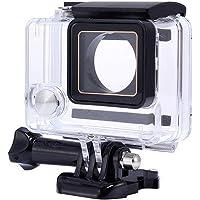 Tulas Máscara de Snorkel de Cara Completa para Buceo bajo el Agua, antivaho, antifugas para cámara GoPro