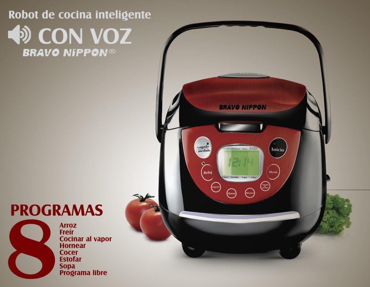 Robot de cocina con voz en Rebaja: Amazon.es: Hogar