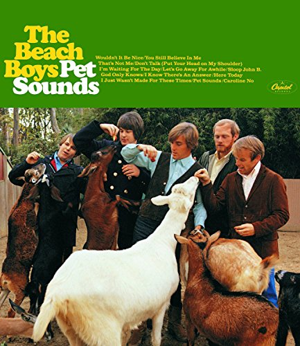 Blu-ray Audio : Mike Love - Pet Sounds Pure Audio (Blu-ray Audio)