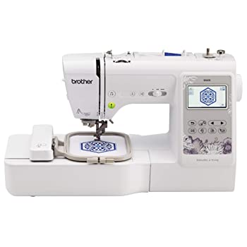 Brother SE600 Computerized High End Sewing and Embroidery Machine