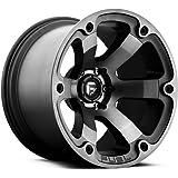 Fuel Offroad D564 Beast 18x9 5x150 +20mm Black/Machined Wheel Rim