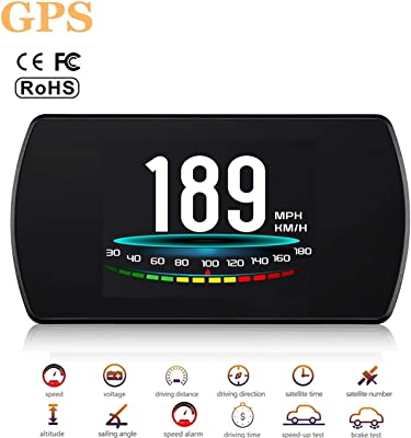Ace Car Universal Gps Speedometer