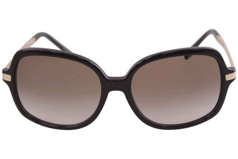 ae144a2219189 Amazon.com  Michael Kors Women s 0MK2024 Black Brown Peach Gradient One  Size  Clothing