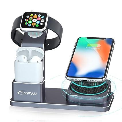 Amazon.com: YoFeW - Soporte de carga para Apple Watch ...