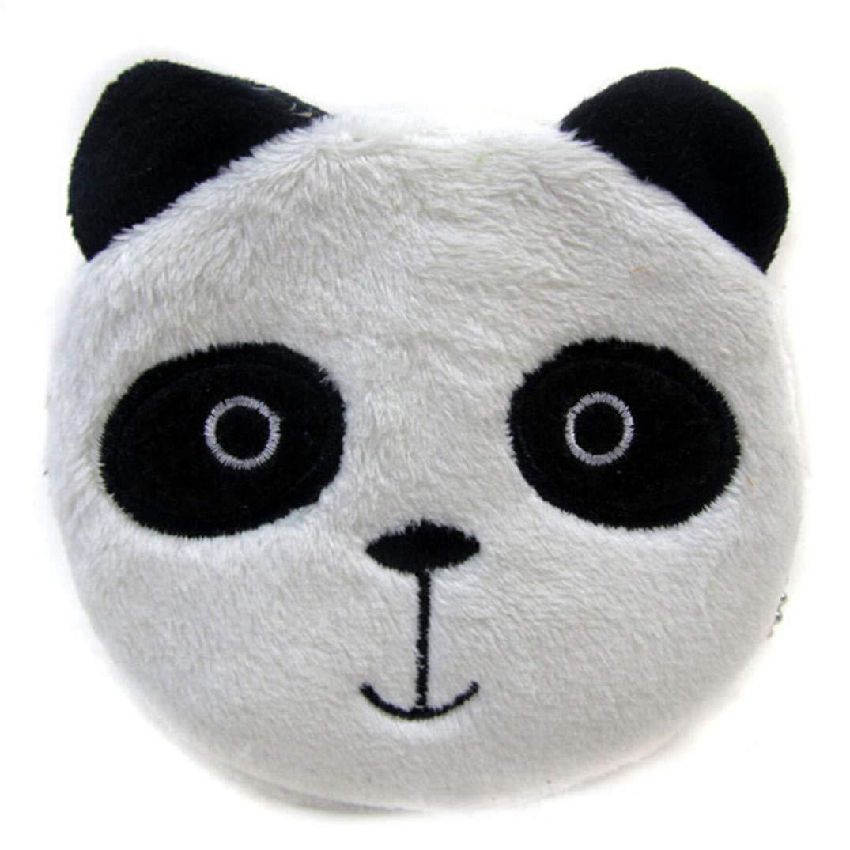 JOOFFF Porte-Monnaie Doux Doux Doux Coin Sac Cartoon Fille Mini Changement Sac À Main Beau Panda Animal Ecouteur Sac Classique Enfants Zipper Coin Sac, Female Panda