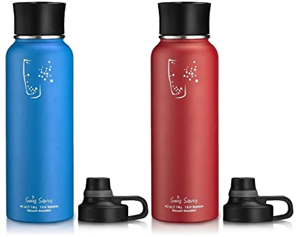 Amazon.com: Las botellas Swig Savvy de 30 onzas/40 onzas son ...