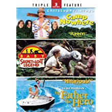 Camp Nowhere / Baby: Secret of the Lost Legend / My Father the Hero - Triple Feature (2011)