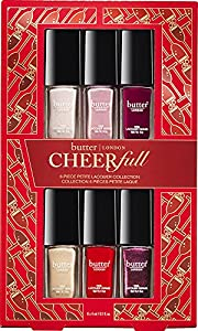 butter LONDON Cheerfull Petite Lacquer Gift Set