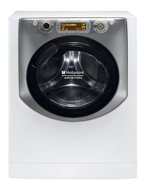 Hotpoint AQD1071D 69 EU/A Waschtrockner / 1224 kWh/Jahr / 24600 Liter/Jahr / 10 kg Waschen / 7 kg Trocknen / Inverter-Motor /