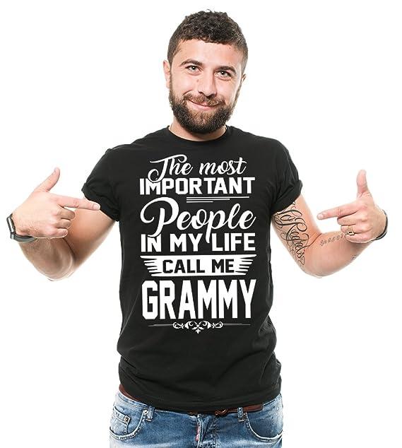 e2b7f44d5 Silk Road Tees Grammy T-Shirt Gift for Grandmother Funny Grandma Birthday Gift  Tee Shirt