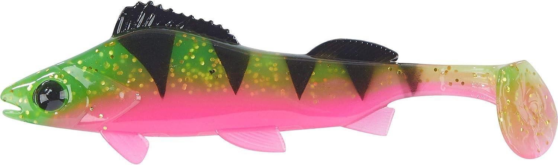 Balzer Shirasu UV Booster Shad Fire Shark Längen Gummifisch versch