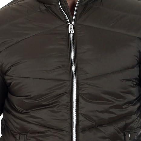 f0da6f3271f61 Jack   Jones Blouson Homme Vert foncé 12129118 JORZOOM Light Puffer Jacket  Forest Night  Amazon.fr  Vêtements et accessoires