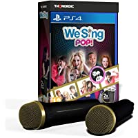 We Sing Pop, Mic Bundle for PlayStation 4