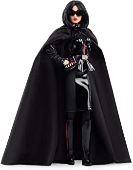 2-Pack Star Wars: A New Hope Darth Vader Barbie Signature Doll