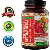 Pure Raspberry Ketones Supplement Natural Fat Burner and Appetite Suppressant Boosts Metabolism and Reduces Belly Fat Fast Weight Loss Product for Men and Women 60 Capsules by California Products