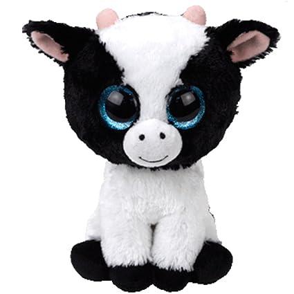 Ty Beanie Boos Cow BUTTER 6