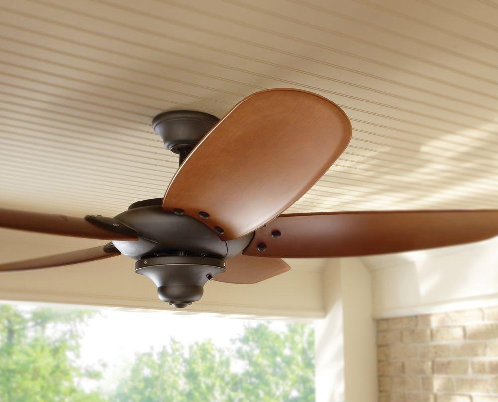 Home Decorators ''Altura'' 60'' Outdoor Oil Rubbed Bronze Ceiling Fan by Home Decorators (Image #3)