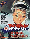 img - for Troy Aikman NFL Football Official Playbook (Brady Games) book / textbook / text book