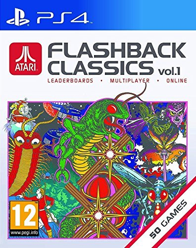 Atari Flashback Classics Collection Vol.1 (PS4) (UK IMPORT) (Atari Flashback Classics Volume 1 Xbox One)