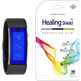 [Healing Shield] Microsoft Band 2 專用 プレミアム クリアタイプ気泡レス フルカバー液晶保護フィルム 3枚