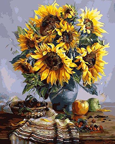 Dipingere con i numeri ,DIY Pittura ad olio,Digitale Pittura ad olio ...