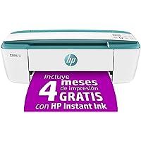 HP DeskJet 3762 T8X23B, Impresora Multifunción A4, Imprime, Escanea y Copia, Wi-Fi, Wi-Fi Direct, USB 2.0, HP Smart App…