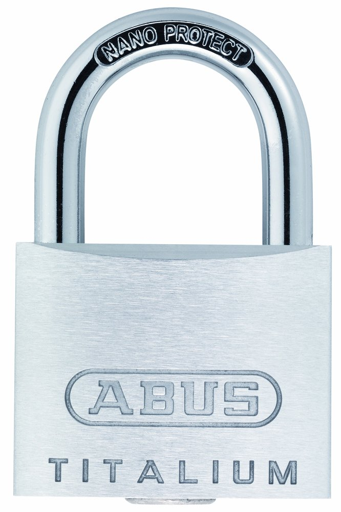 56950 ABUS Titalium-Vorhangschloss 64TI//30