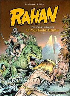 rahan 2la montagne fendue french edition - Le Mariage De Rahan