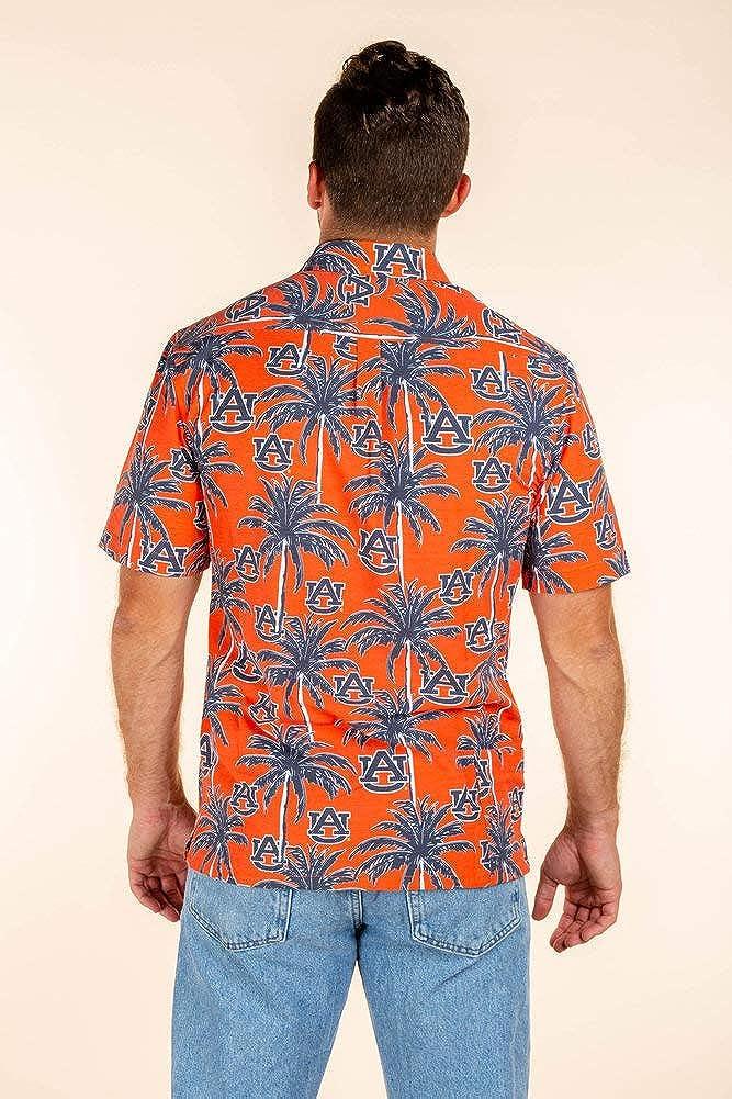 NCAA Hawaiian Shirt Floral