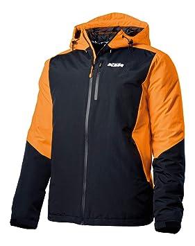 Original KTM Naranja Jacket - Cazadora para hombre tamaño L: Amazon.es: Coche y moto