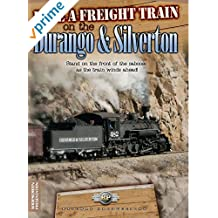 Ride a Freight Train on the Durango & Silverton