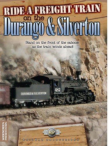 Ride a Freight Train on the Durango & Silverton