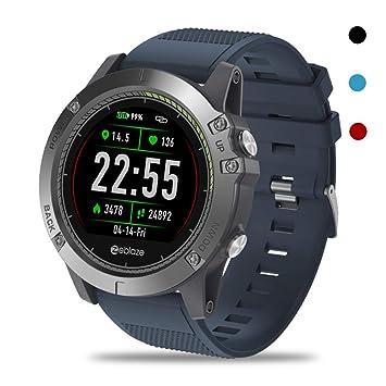 OOLIFENG Pulsera Actividad, Smartwatches Impermeable Pulsera ...