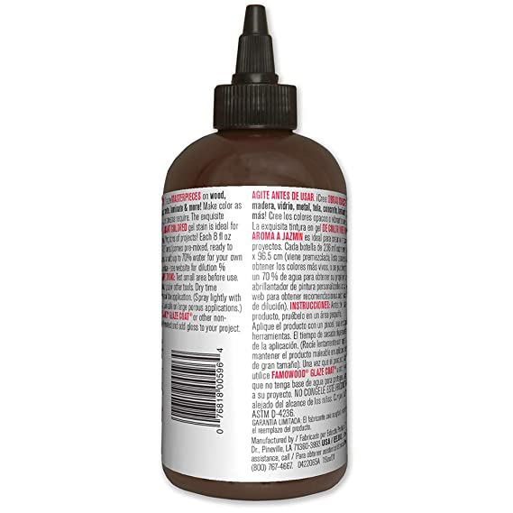 Amazon.com: Unicorn SPiT 5771012 Gel Stain & Glaze, Rustic Reality, 8 Ounce Bottle: Home Improvement
