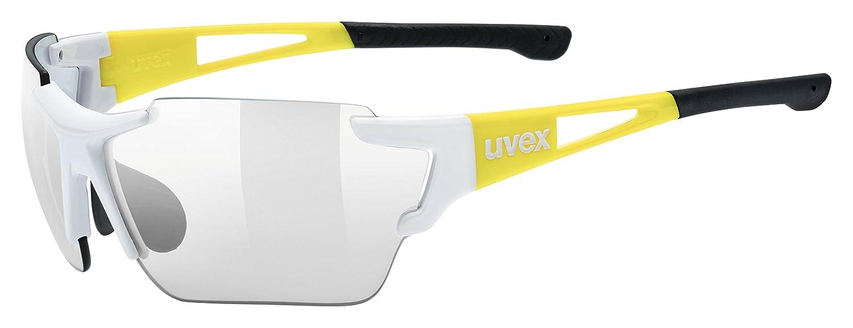 Uvex Brillen »sportstyle 803 race vm«, schwarz, Schwarz