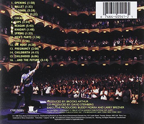 A Night At The Met [EXPLICIT LYRICS] by Sony Music Canada Inc. (Image #1)