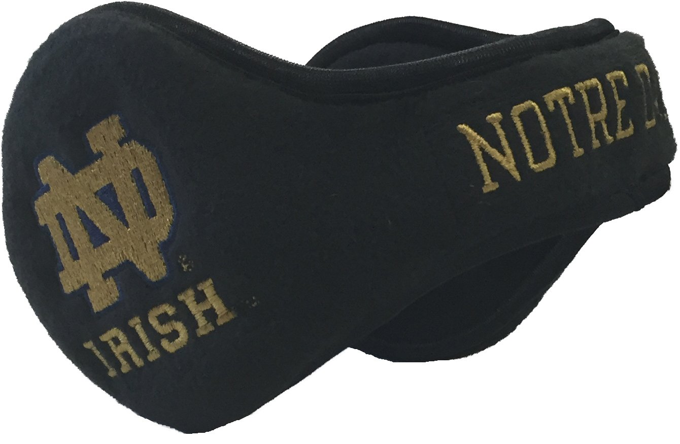 Degrees By 180's NCAA University Of Notre Dame Irish Behind-The-Head Winter Ear Warmer