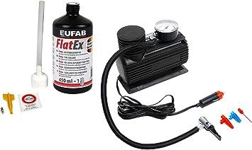 Eufab 21068 Tire Repair Kit Set Of 5 Auto