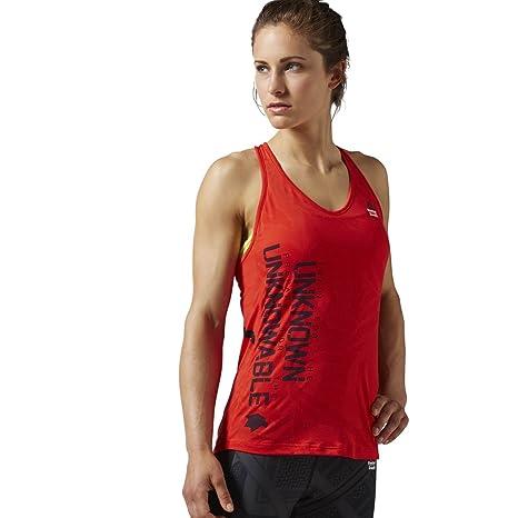 Reebok CrossFit Strength canottiera da allenamento da donna